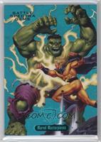 Hulk vs. Sentry /99
