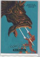 Iron Man vs. Fin Fang Foom #/99