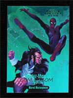 Spider-Man vs. Morlun #/99