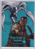 Bushman vs. Moon Knight #/99
