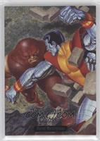Juggernaut vs. Colossus