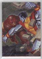 Juggernaut vs. Colossus