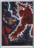 Iron Man vs. Thor