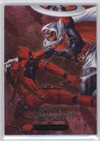 Taskmaster vs. Deadpool