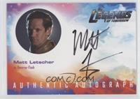 Matt Letscher as Reverse Flash