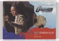 Maisie Richardson-Seller as Amaya Jiwe