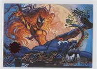 Venom vs. Female Symbiote #/30