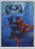 Spider-Man/Captain America