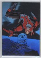 Spider-Man 2099/Doctor Cronos