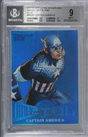 Captain America /49 [BGS 9 MINT]