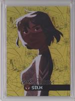 Silk [Near Mint‑Mint+] #/10