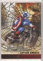 Dave Dorman (Spider-Man and Captain America) #/49