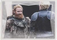 Tormund Giantsbane, Brienne of Tarth