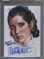 Carrie Fisher (Glebe Twins) /1