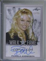 Pamela Anderson #/25