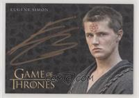 Eugene Simon as Lancel Lannister
