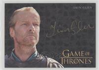 Iain Glen as Ser Jorah Mormont