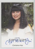 Moonraker - Christina Hui as Member of Drax's Super Race