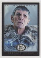 Leonard Nimoy as Spock /125