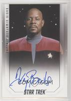 Avery Brooks as Captain Benjamin Sisko