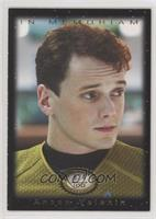 Anton Yelchin as Pavel Chekov #/100