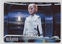 The alien woman, Kalara... /100