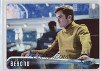 As he leads the Enterprise back... /100