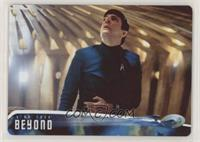 McCoy tries to contact the... [EX to NM] #/100