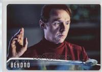 Chekov discovers a weak communication... /100
