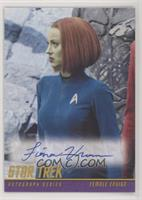 Fiona Vroom as Female Ensign