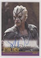 Sofia Boutella as Jaylah