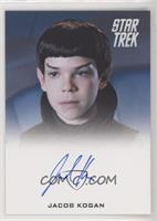 Jacob Kogan as Young Spock