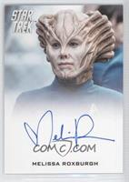 Melissa Roxburgh (as Ensign Syl)