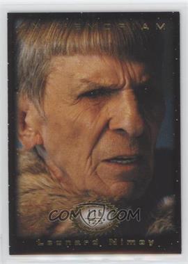 2017 Rittenhouse Star Trek Beyond - In Memoriam #M13 - Leonard Nimoy as Spock /125
