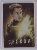 Anton Yelchin as Chekov