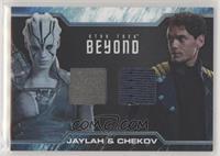 Jaylah & Chekov