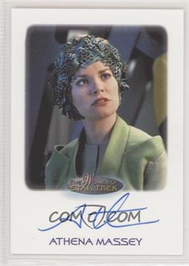 2017 Rittenhouse Women of Star Trek 50th Anniversary - Autographs #ATMA - Athena Massey as Jessen