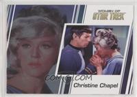 Christine Chapel