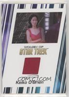 Rosalind Chao as Keiko O'Brien