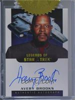 Avery Brooks as Captain Benjamin Sisko [Uncirculated]
