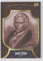 Historic Americans - Daniel Boone