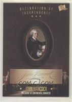 Declaration of Independence - John Hancock