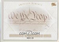 American Moments - The Constitution of the United States