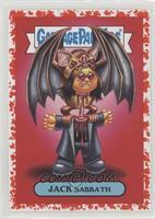 Jack Sabbath #/75