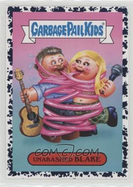 2017 Topps Garbage Pail Kids Battle of the Bands - Pop Sticker - Bruised #8A - Unabashed Blake