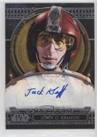 Jack Klaff as John D. Branon #/10