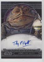 Toby Philpott as Jabba The Hutt /40