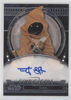 Rusty Goffe as Jawa