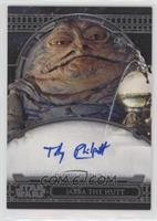 Toby Philpott as Jabba The Hutt