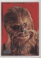 Portrait of a Wookiee